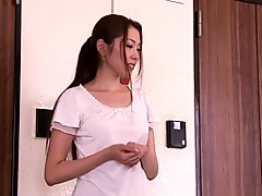 Horny Japanese chick in Amazing Small Tits, Hardcore JAV movie
