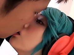 Amazing xxx video 60FPS unbelievable pretty one