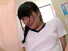 Incredible Japanese whore in Horny Blowjob, HD JAV movie