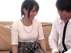Crazy Japanese model in Incredible HD JAV clip