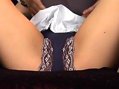 Crazy Japanese chick Haruki Sato in Horny Teens, Cunnilingus JAV video