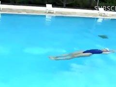 Japanese teen swimsuit