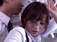 Hottest Japanese chick in Amazing Teens, HD JAV video