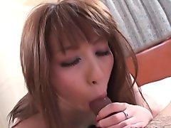 Rin Yazawa in Japanese girl Rin Yazawa meets her lover at a hotel - AviDolz
