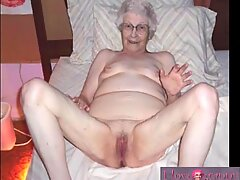 ILoveGrannY Showing Huge Boobs Photo Collection