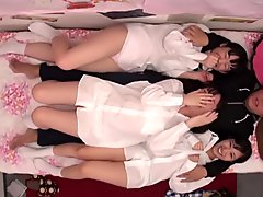 Incredible Japanese chick in Exotic HD, Group Sex JAV movie