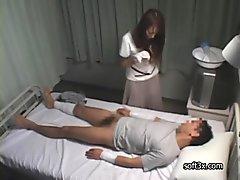 Outtime nurse blowjob