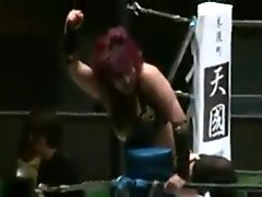 Championship Match: Syuri vs. Kana (Sleeper finish)