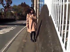 Amazing Japanese slut in Exotic Outdoor, HD JAV video