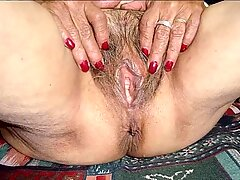 Latin Granny Lorena 67 years old - Abuelita Lorena 67.