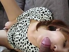 Dirty Japanese wife's Both holes play
